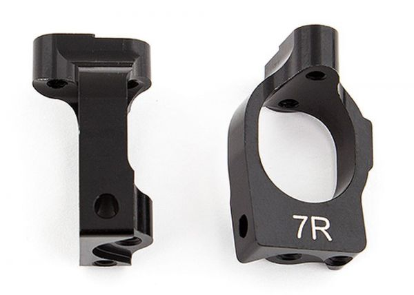 B64 Aluminum Caster Blocks 7 deg.