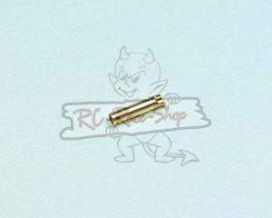 Gold-Buchse 2,0mm (kurz) (1)