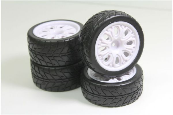 Wheel Set Buggy Onroad 1:10 (4)