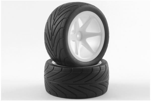 1:10 Mounted Buggy Tyres LP Arrow Rear (2)