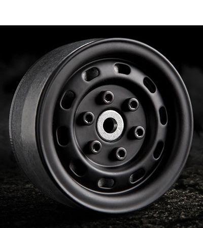 1.9 SR02 Beadlock Felgen schwarz matt (2)