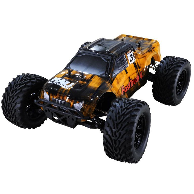 RTR DF-Models 3067 1:10 FastTruck 4 4WD Brushless