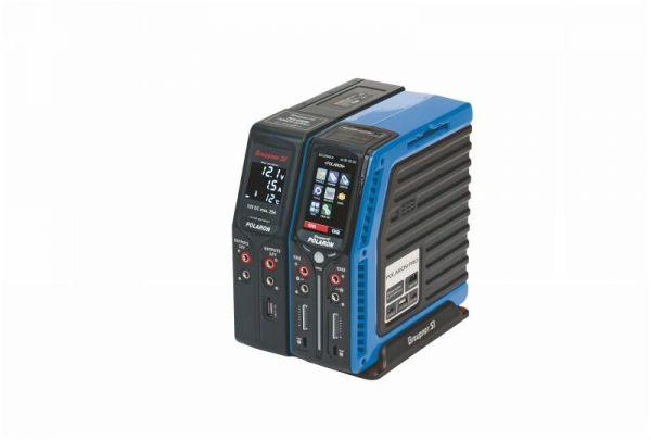 Polaron Pro Combo blau Ladegerät 12/230V