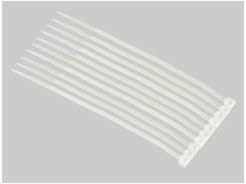 Kabelbinder 3x100mm weiss (50)