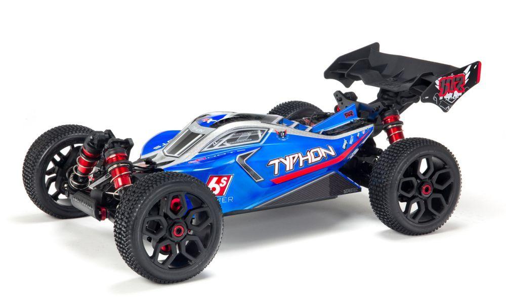 Typhon v3 2018 blau/schwarz RTR 1:8 Buggy