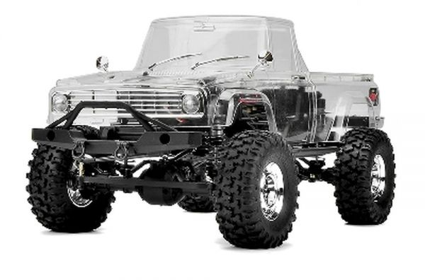 1:10 SCA-1E Coyote Truck Bausatz WB 285mm