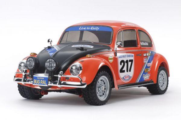 1:10 RC VW Beetle Rally MF-01X Bausatz