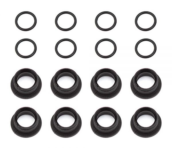 RC10F6 Suspension Arm Pivot Ball Bushings