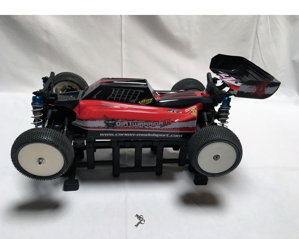 X10EB Dirt Warrior II RTR - GEBRAUCHT