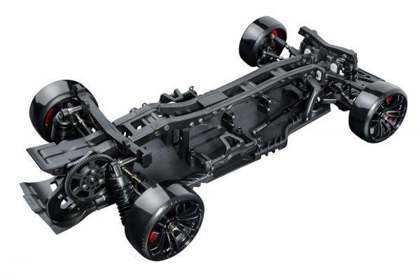 RRX 2.0 RWD Drifter KIT Radstand 257mm