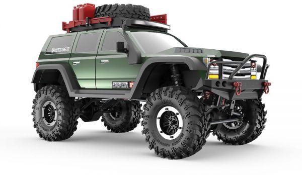 RC Crawler Gen7 PRO Green Edition