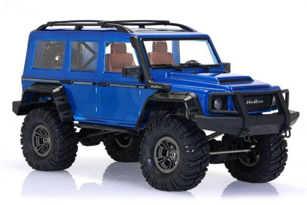 DC1 Trail Crawler RTR Blau