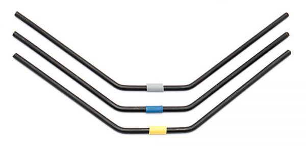 RC8B3 FT Front Anti-roll Bars 2.6-2.8mm