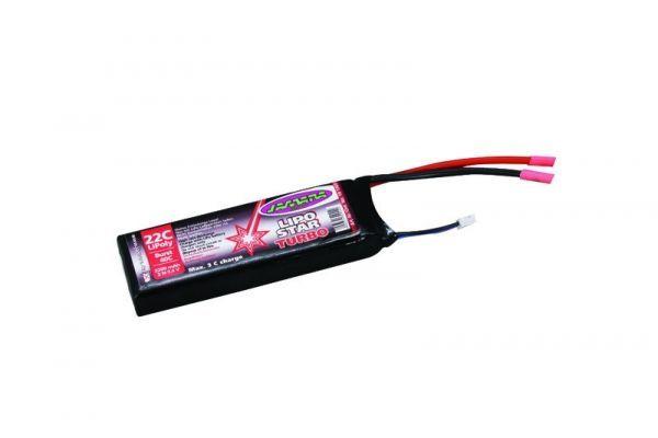 Lipo Turbo 11,1V/3700/25C