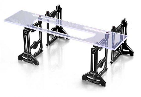 Universal Exclusive Set-Up System für 1/10 Tourenwagen/Scale