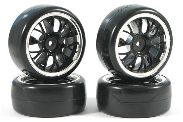 1:10 Drift Y-Sp black/chrome (4)