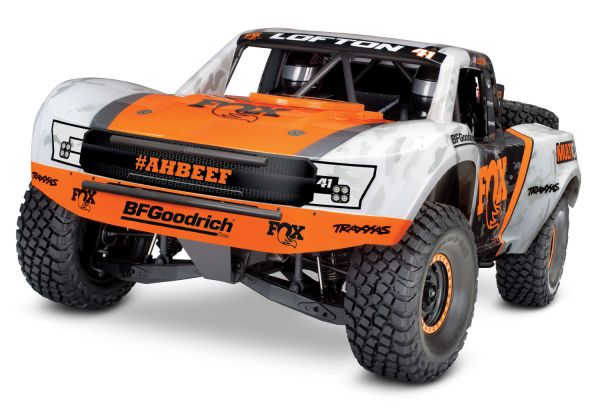 Unlimited Desert Racer Fox Edition RTR