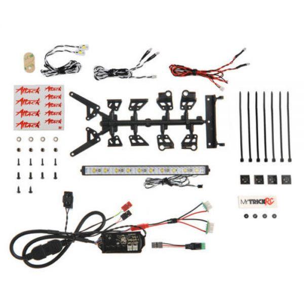 DG-1 Attack 860 Light Bar Set