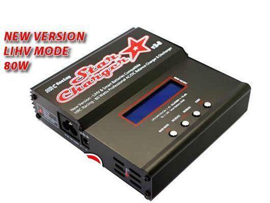 Star Charger V3.0 80W LiHV Ladegerät 12/230V