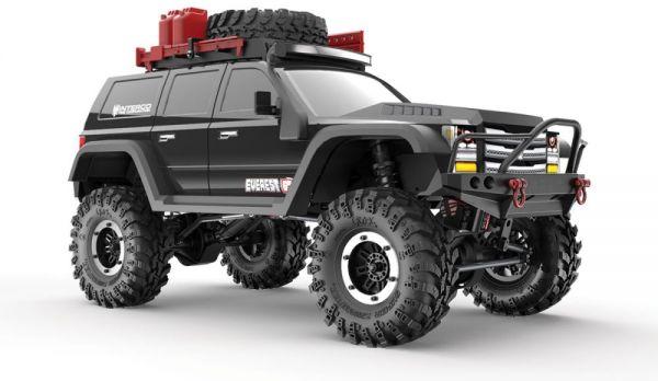 RC Crawler Gen7 PRO Black Edition