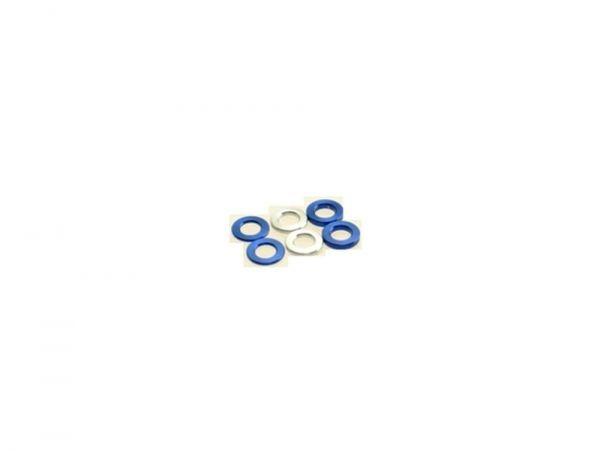 3mm Scheiben (0.5/0.75/1.0) Y-blau (6)