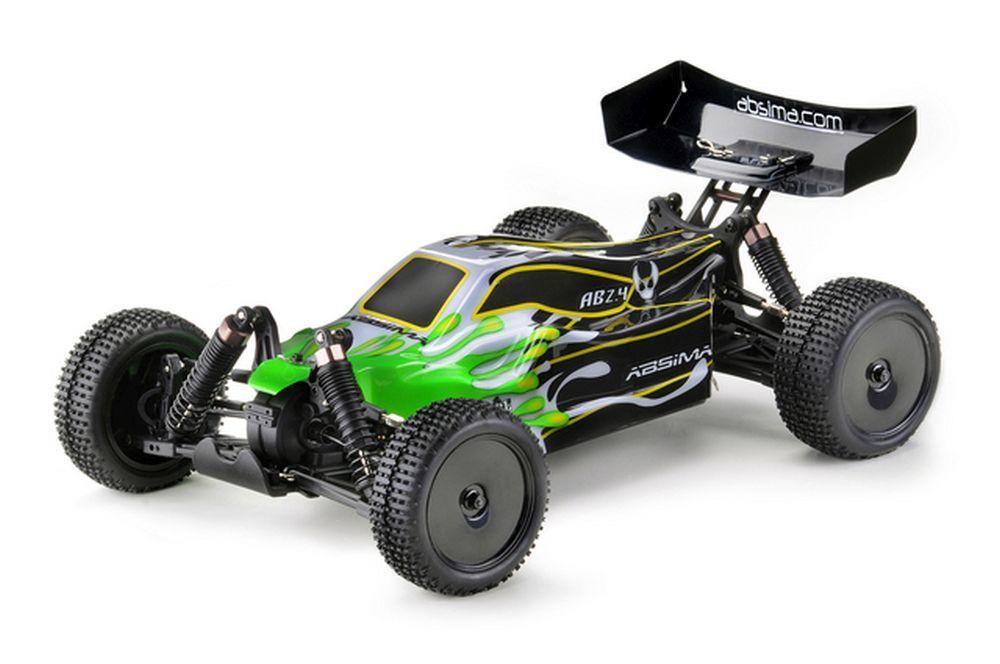 AB2.4 1:10 Elektro 4WD Buggy RTR
