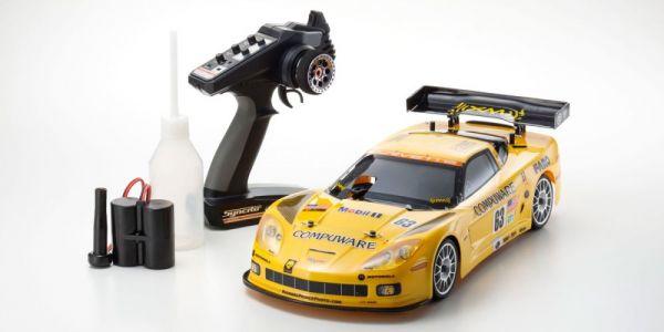 1:10 FW06 Corvette C6-R Readyset Verbrenner