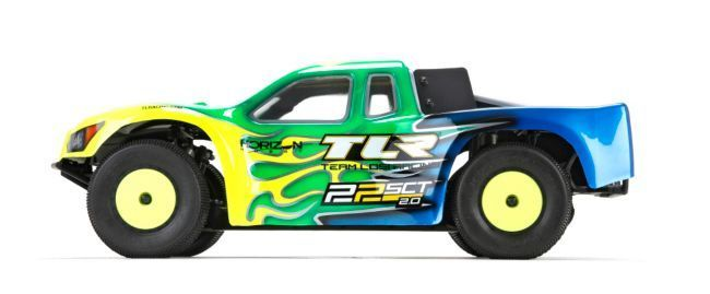 TLR 22SCT 2.0 1:10 2WD Short Course Baukasten