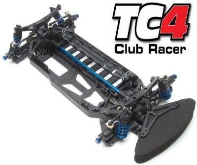 TC4 Club Racer Tourenwagen Chassis ARR