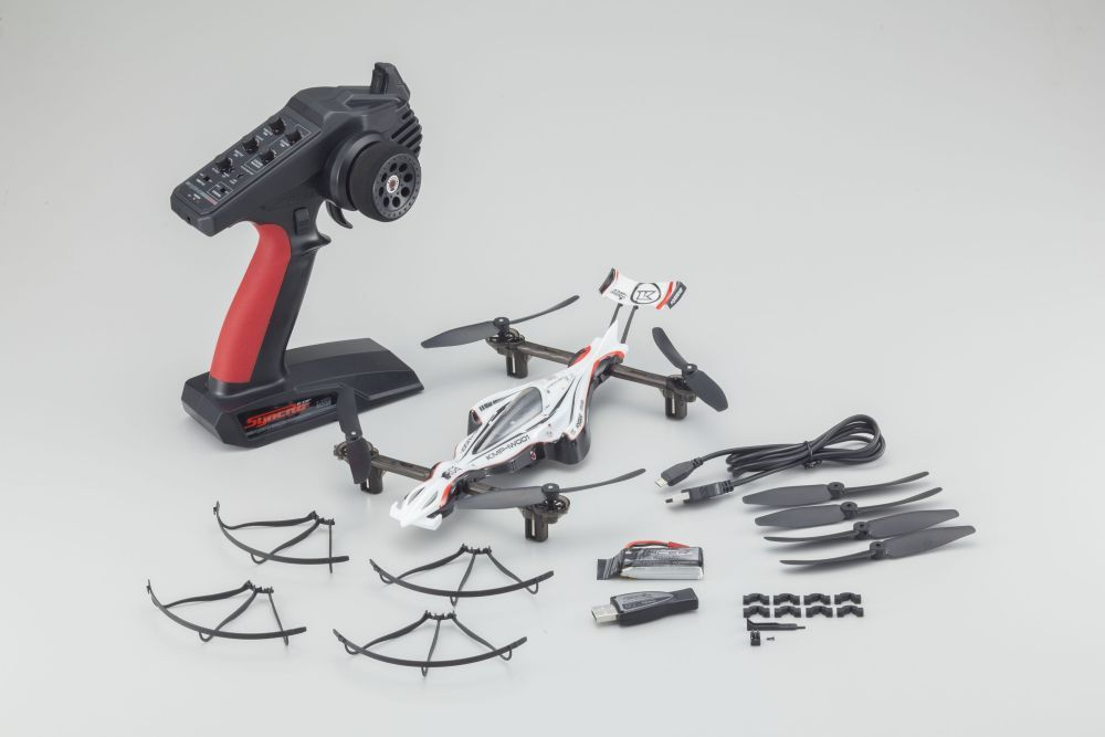 Drone Racer G-Zero Dynamic weiss Readyset