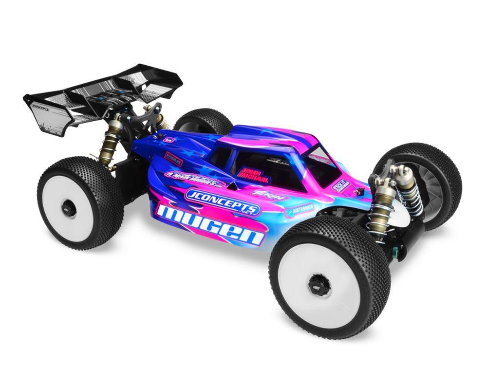 Silencer Mugen MBX-7 Eco Karosserie klar