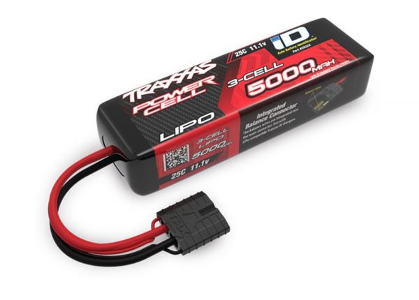TRX-iD LiPo 11,1V/5000/25C