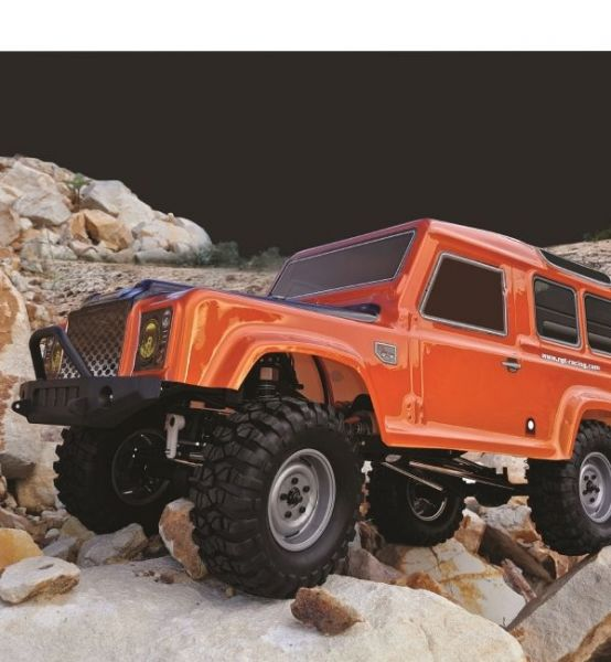 1:10 Rover Crawler 100% RTR orange