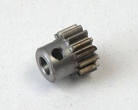 Motorritzel M1.0 11Z 5mm, Stahl