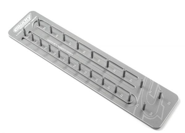 Alu Ritzelhalter 48dp 3.17mm (21)