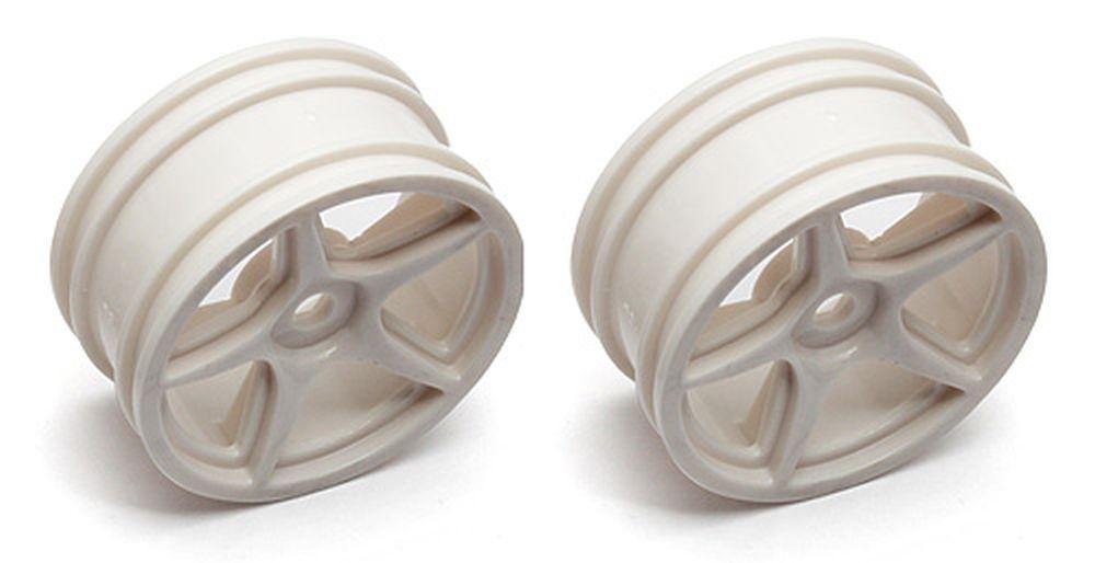 5-Spoke Wheels white