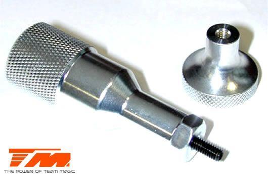 1:10 On-Road Adapter Reifenschleifmaschine HARD TT5