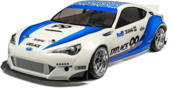 RS4 Sport 3 Drift Subaru BRZ