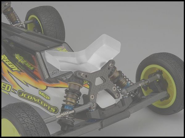 B6/B6D Front Wing Wide Flat