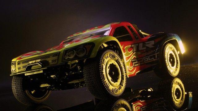 Team Losi Racing 1/10 22 SCT 2WD Race - Baukasten