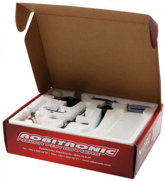 Nitro Starter Kit mit Glühkerzenstarter 1800mAh