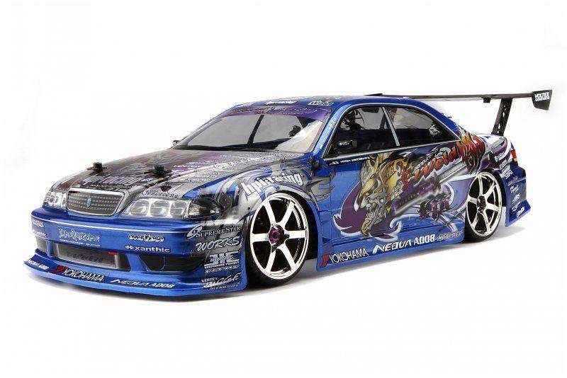 Weld X HPI Racing JZX100 Toyota Mark II Karosserie 200mm