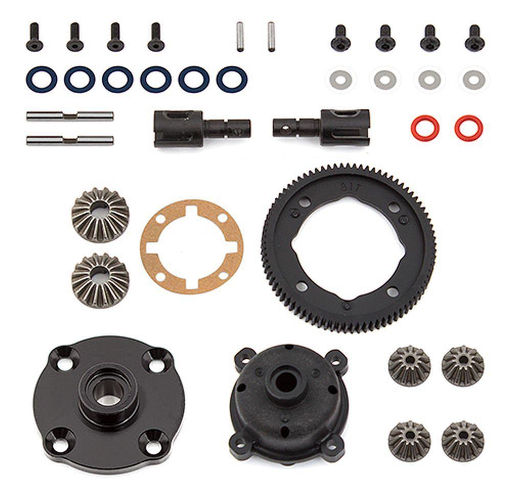 B64 Gear Diff Kit center